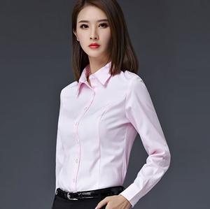 职业衬衣女5