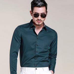 男衬衣长3