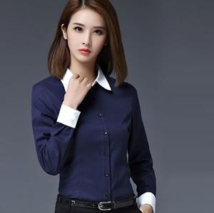 职业衬衣女8