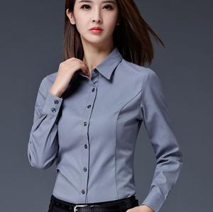 职业衬衣女3