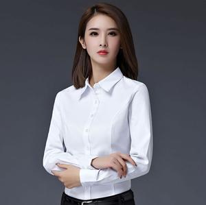 职业装女衬衣1