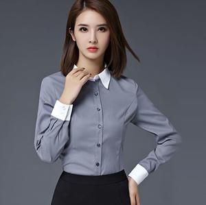 职业衬衣女6