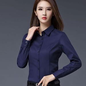 职业衬衣女4