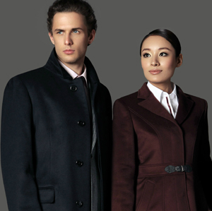 羊绒大衣2